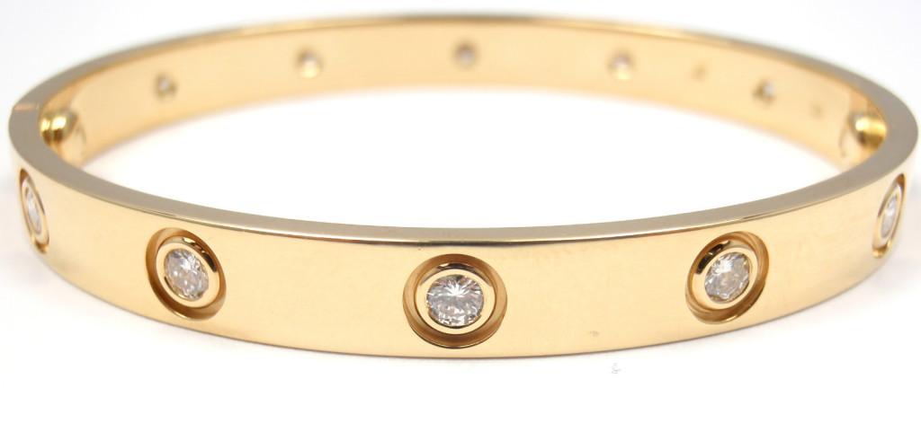 9 Cartier Love Bracelet For Lovelies Patterns Hub