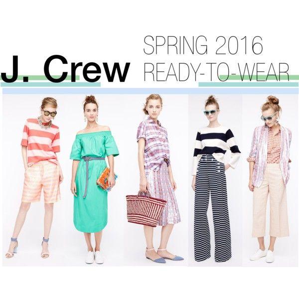 J Crew Spring 2016
