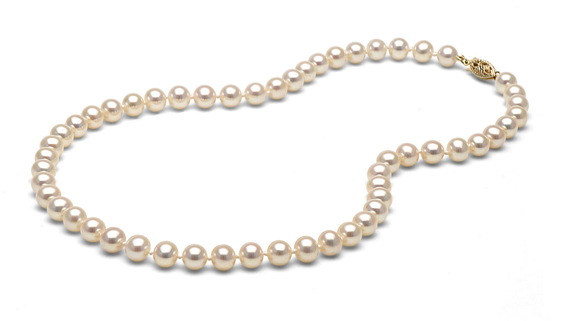Pearl Jewellery Necklace >> Pearl Necklace stands for Luxury - Patterns Hub
