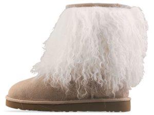 Sheep skin Cuff ugg boots