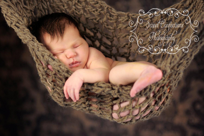 Crochet Pattern For Baby Hammock : 11 Cool Crochet Hammock Patterns - Patterns Hub