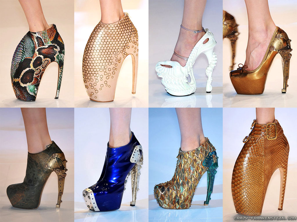 Alexander Mcqueen Designer Shoes and Dresses - Patterns Hub