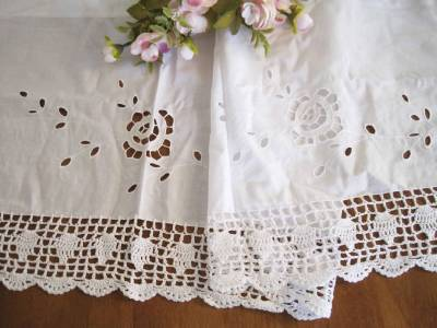 24 Simple Looking Patterns for Crochet Curtains ? Patterns Hub