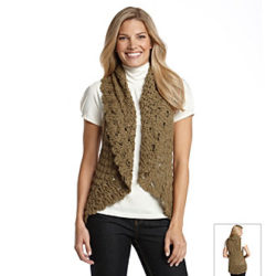 modern crochet vest patterns
