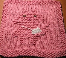Crochet Animal Dishcloth Patterns