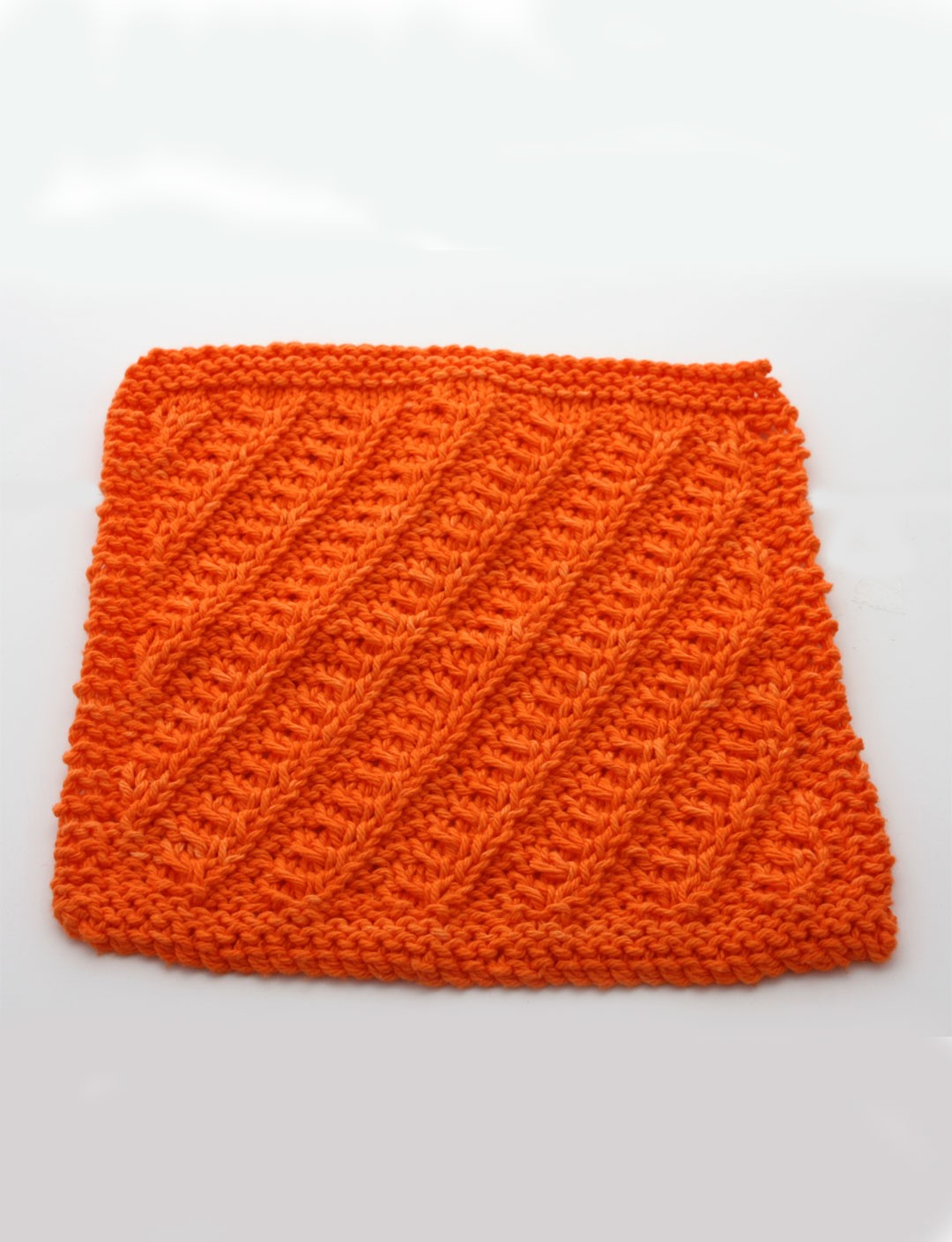 Free Crochet Pattern For Diagonal Dishcloth : 34 New Crochet Dishcloth Patterns For Free ? Patterns Hub