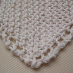 crochet cotton dishcloth patterns free