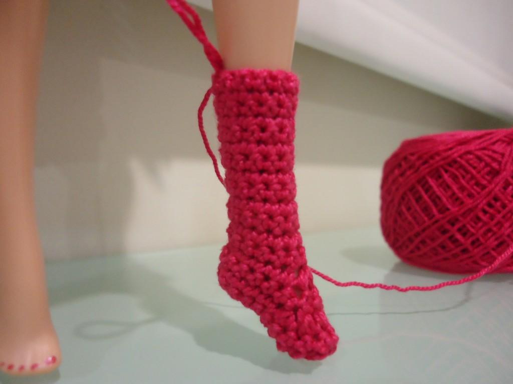 30 Creative Crochet Sock Patterns - Patterns Hub