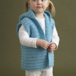 crochet vest patterns for babies