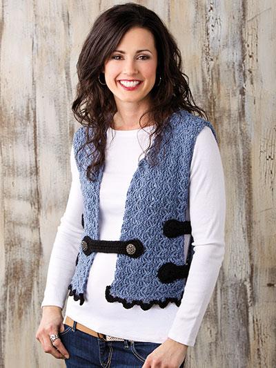 32 Free Crochet Vest Patterns for Beginners - Patterns Hub