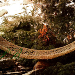 macrame hammock instructions