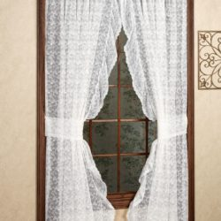 Ruffled Splendor Curtain