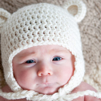 Crochet Baby Teddy Bear Hat Pattern : 17 Inspiring Ideas to Crochet a Teddy Bear Pattern ...