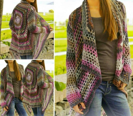 Free Crochet Jacket Patterns For Beginners : 32 Free Crochet Vest Patterns for Beginners ? Patterns Hub