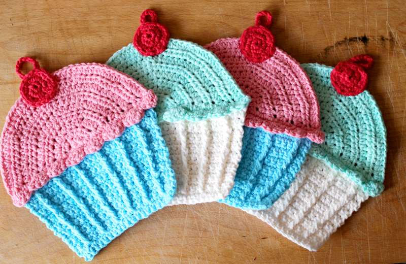 Free Crochet Dishcloth And Potholder Pattern : 34 New Crochet Dishcloth Patterns For Free ? Patterns Hub
