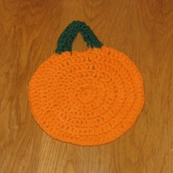 free halloween crochet dishcloth patterns