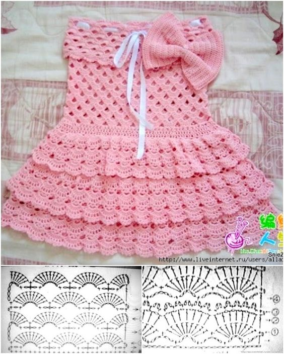 15 Creative Patterns For Crochet Skirts Patterns Hub