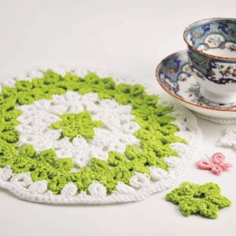 Crochet Placemats and Coasters Patterns