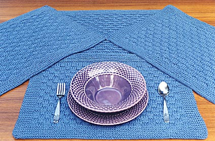 Crochet Patterns Placemats : Looking to crochet a placemat pattern? ? 21 Simple ...