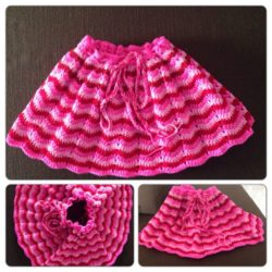 free pattern for crochet infant dress