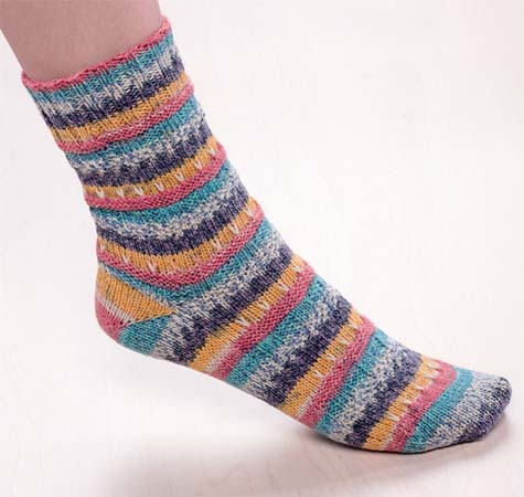 30 Creative Crochet Sock Patterns - Patterns Hub