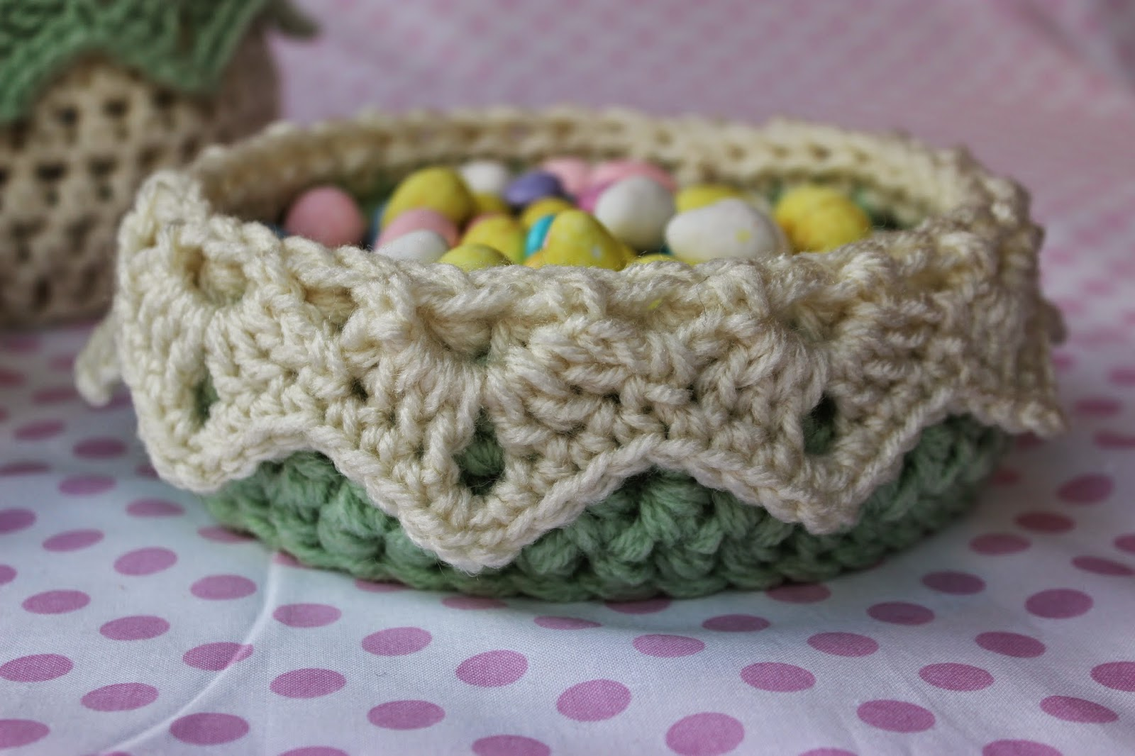 26 Crochet Basket Patterns for Beginners - Patterns Hub