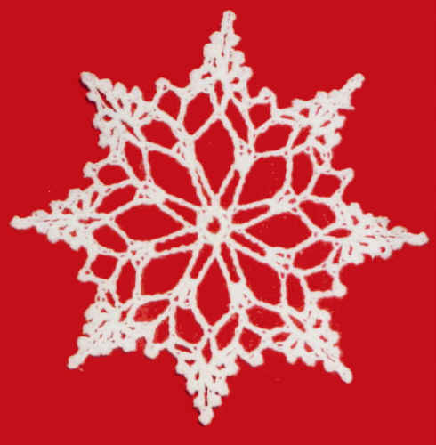 Crochet Christmas Tree Skirt
