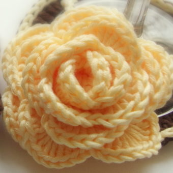 how to crochet a chinese rose