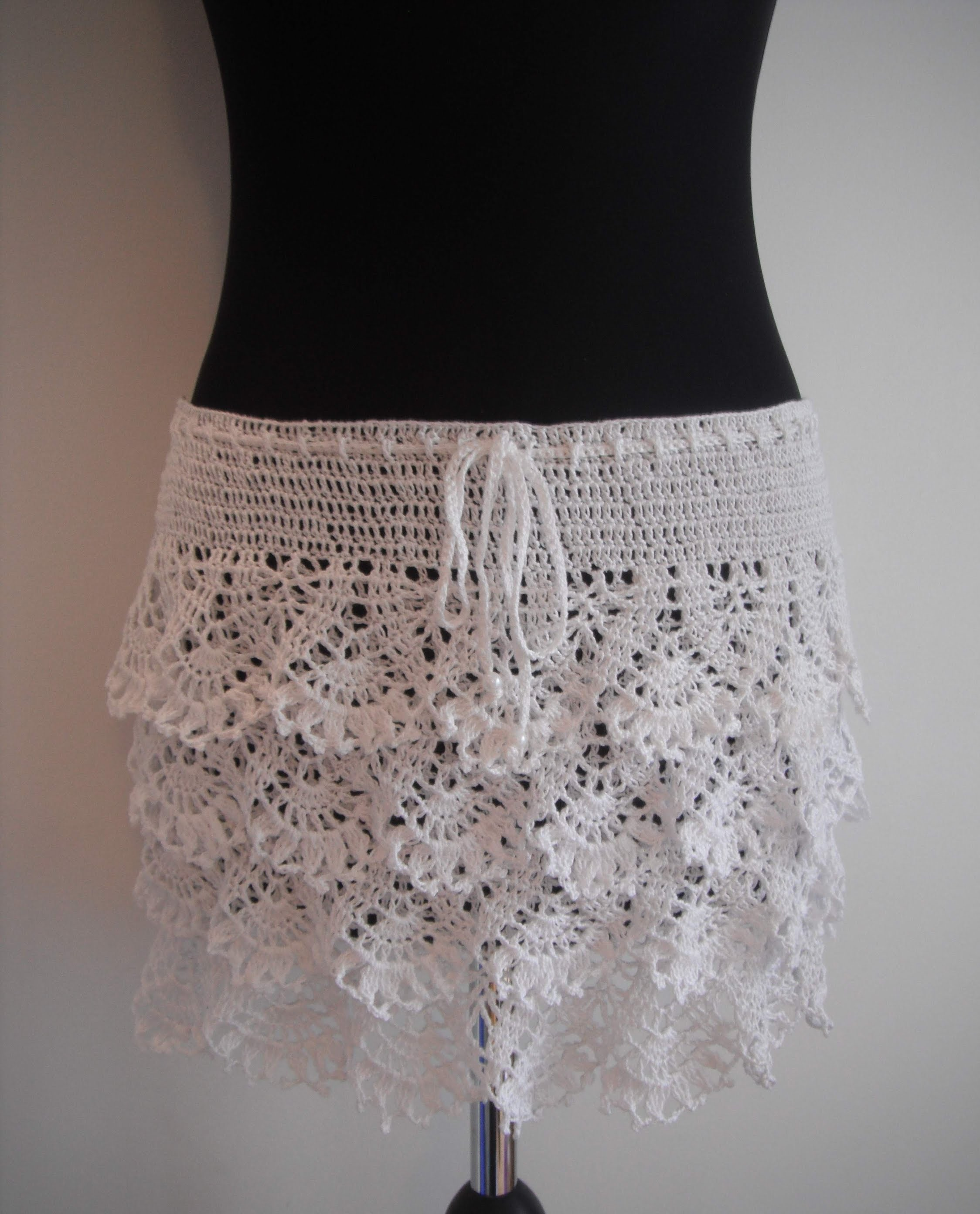Lace Skirt Pattern 120