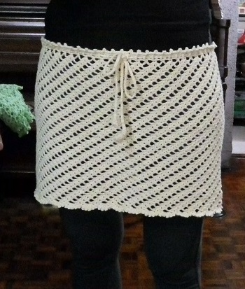 15 Creative Patterns For Crochet Skirts ? Patterns Hub