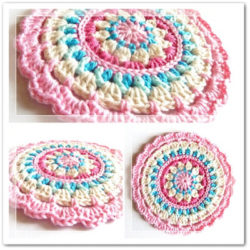 free and easy crochet dishcloth patterns