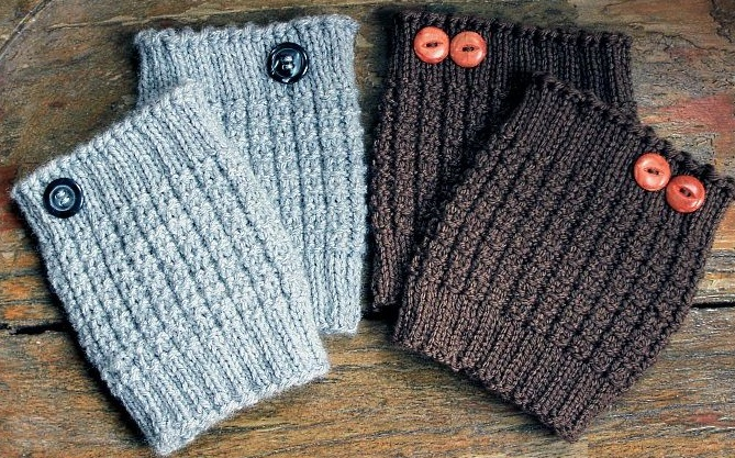 39 All Free Crochet Boot Cuffs Patterns - Patterns Hub