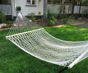 paracord hammock instructions