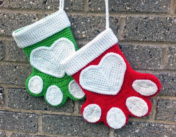40 All Free Crochet Christmas Stocking Patterns ? Patterns Hub
