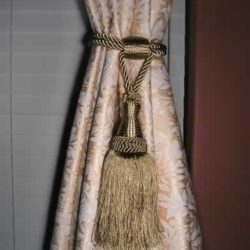 Tassel Curtain Tie Back