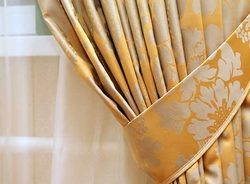 Diy Gabric Curtain Tie Backs