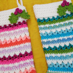 Heirloom Crochet Christmas Stockings