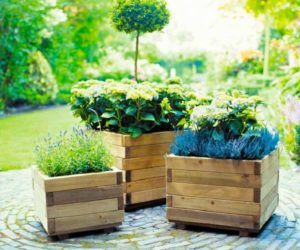 How to Build a Garden Planter