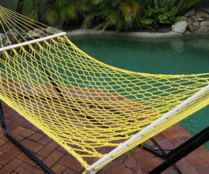 Useful Paracord Hammock