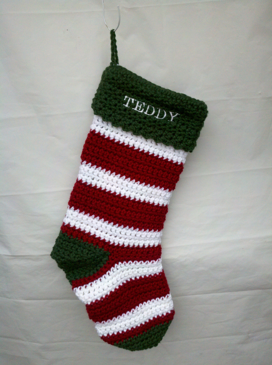 40 All Free Crochet Christmas Stocking Patterns - Patterns Hub