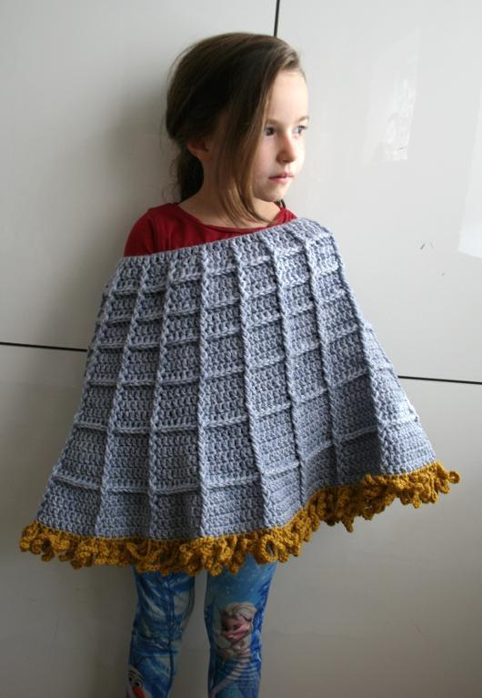 37 creative crochet poncho patterns for you patterns hub poncho crochet pattern sweet baby poncho dt1010fo