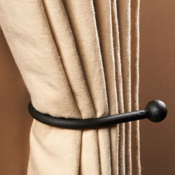 DIY Curtain Tie Back