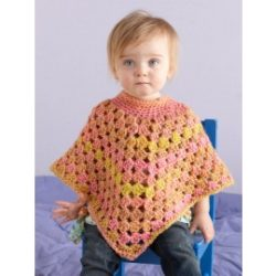 Poncho Pattern Crochet