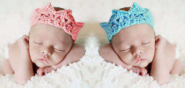 Crochet Baby Crown Patterns