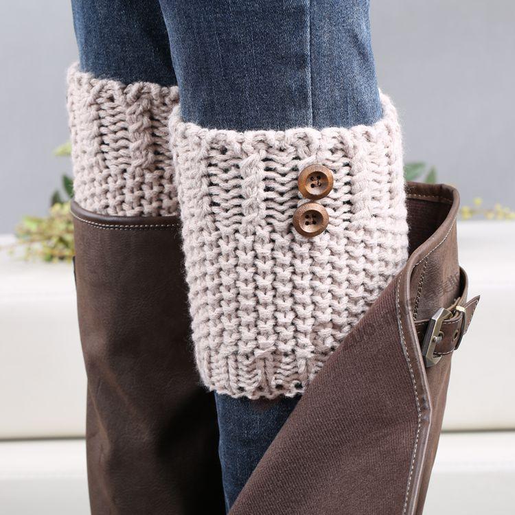 39 All Free Crochet Boot Cuffs Patterns Patterns Hub