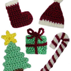 crochet-christmas-stocking-applique
