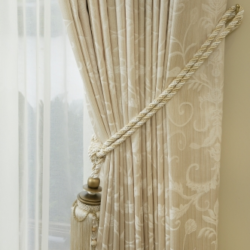 Diy Tassel Curtain Tie Backs