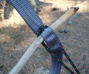 braided paracord hammock straps