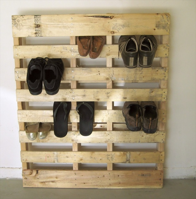 30 Pallet Shoe Rack Ideas To Suit Different Tastes Patterns Hub