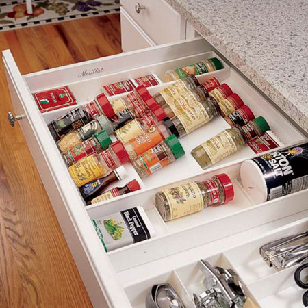 Latest Designs Patterns For Your New Spice Rack Diy Pull Out Spice Rack